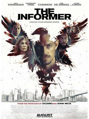 Kẻ Chỉ Điểm - The Informer (2019)