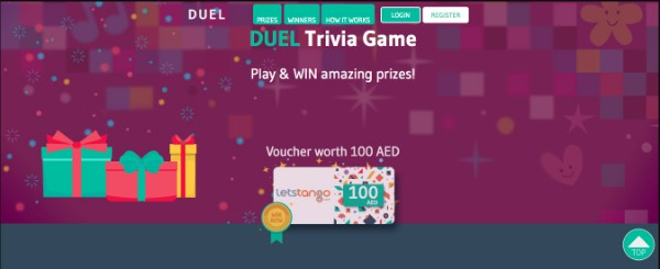 Download Duel Trivia Game Now to Start Getting Reward