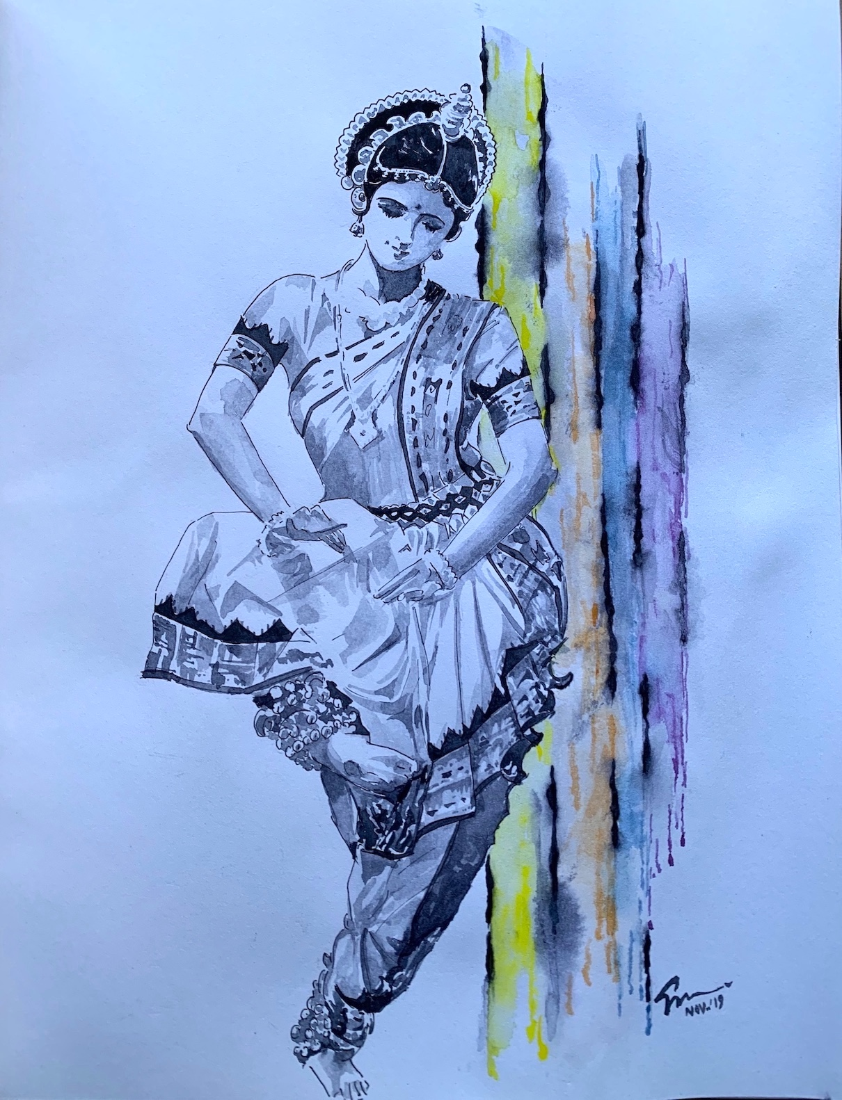 My Soul On Canvas మన ఫలక Be Graceful And Beautiful