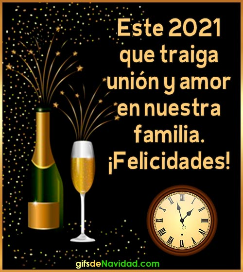 frase feliz año nuevo 2021