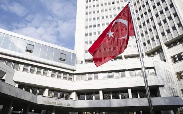 Οι τουρκικοί ισχυρισμοί για τον νέο χάρτη – πρόκληση