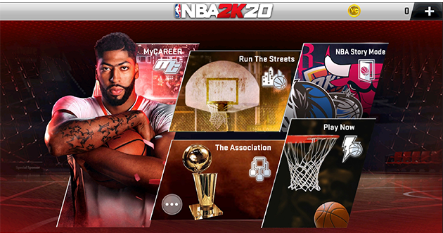 LATEST: NBA 2K20 APK and OBB V75.0.1 Android Game Free ...