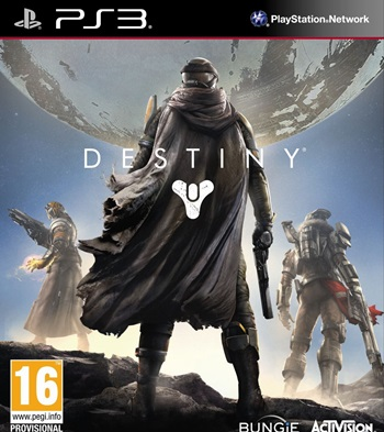 Destiny Play Station 3 Región EUR Español