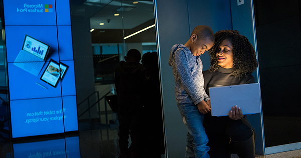 African Americans and Microsoft