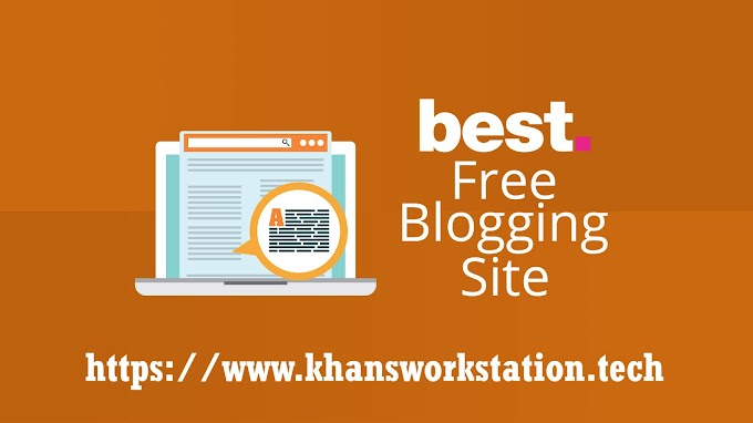 How to create free website From Blogger