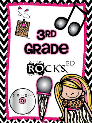 third grade end of the year pack