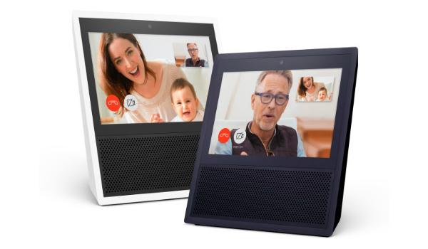 أمازون تكشف عن جهازها الجديد Echo Show