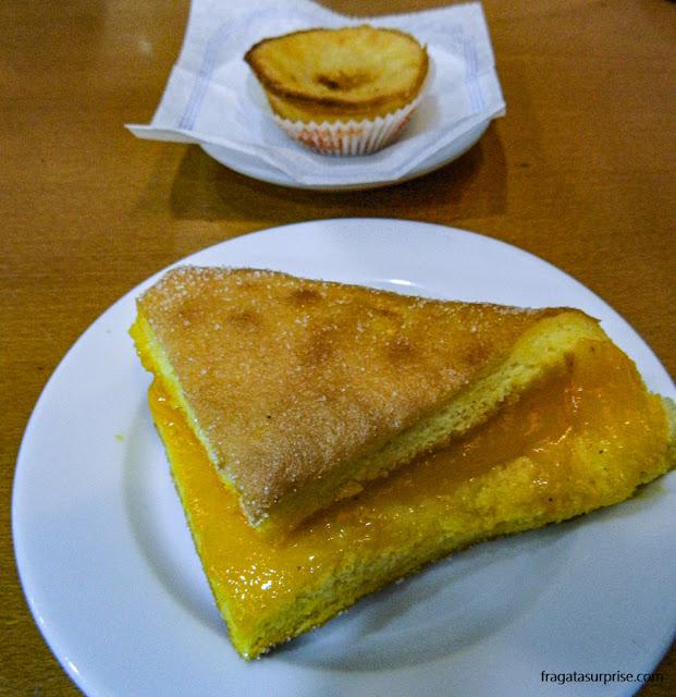 Guardanapo de Aveiro, doce típico de Portugal
