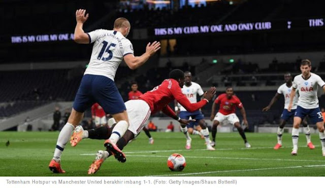 Tottenham Hotspur vs Manchester United – Highlights
