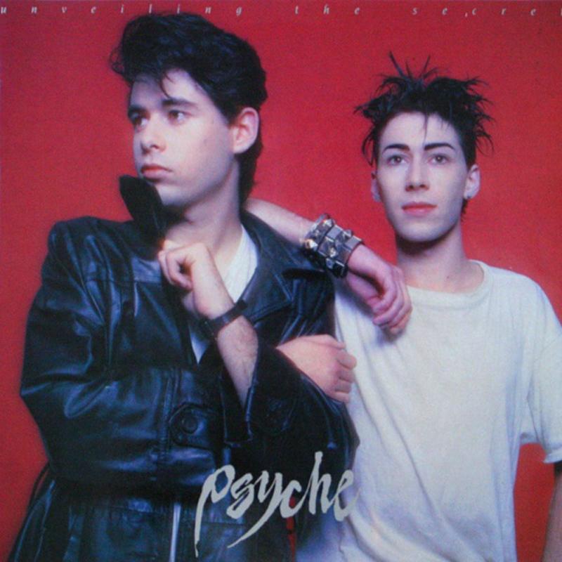 Psyche - Unveiling The Secret (Remixes)