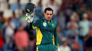 Quinton de Kock 178 - South Africa vs Australia 1st ODI 2016 Highlights
