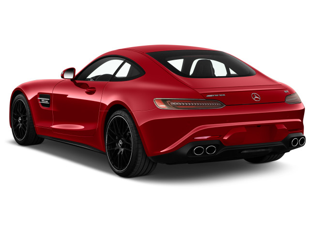 2021 Mercedes-Benz AMG GT Review