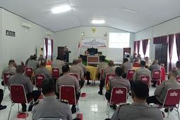 TPI Mabes Polri Nilai Upaya Polres Tual Raih Predikat WBK dan WBBM
