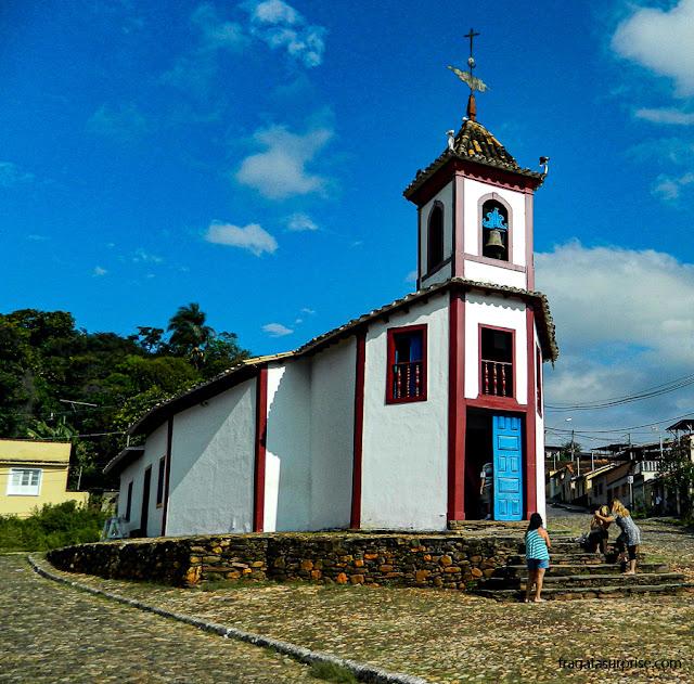 Capela de Nossa Senhora do Ó, Sabará, Minas Gerais