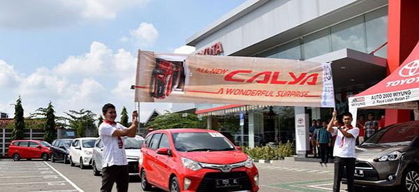 Toyota Auto 2000 Wiyung 1 Dari Daftar Dealer Toyota Di Surabaya