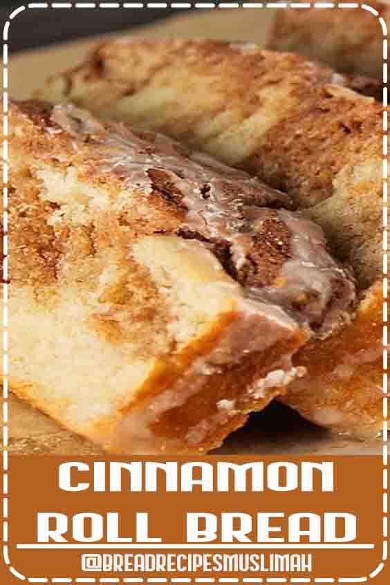 ~~Cinnamon Roll Bread Recipe | easy to make sweet bread with a scrumptious cinnamon streusel filling/topping! Substitute gluten-free flour and enjoy warm and fresh out of the oven! | Center Cut Cook~~ #Bread #Recipes #homemade #rustic