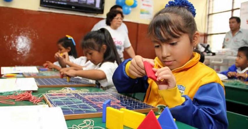 MINEDU destinará 71.4 millones de soles para atender a los 110 mil nuevos estudiantes que se incorporan a colegios públicos