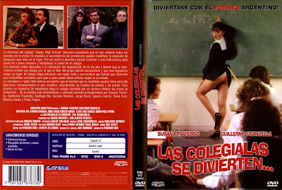 Las colegialas / Happy Highschool. 1986.