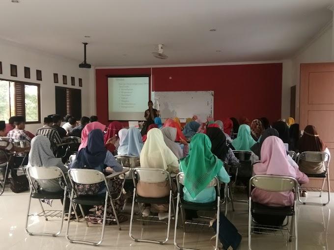 Pelatihan Jurnalistik Dorong Semua Mahasiswa Jadi Jurnalis