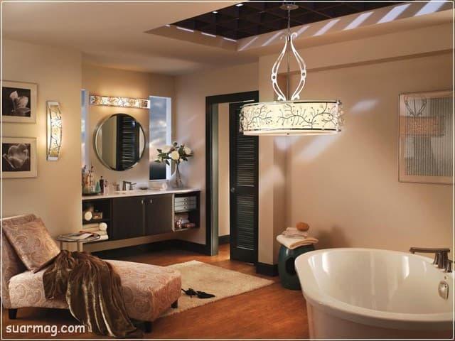 صور حمامات - حمامات مودرن 22 | Bathroom Photos - Modern Bathrooms 22