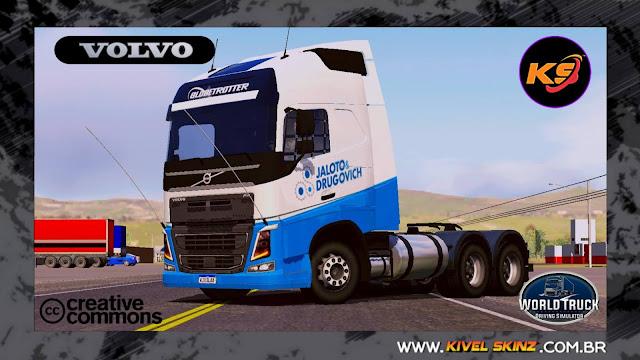 VOLVO FH16 750 - JALOTO E DRUGOVICH