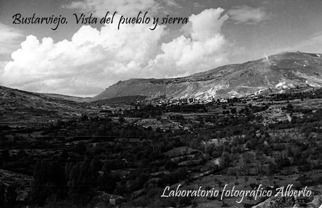 Bustarviejo Sierra de Guadarrama