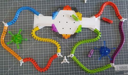 Hexbug nano flash playground set review layout 3