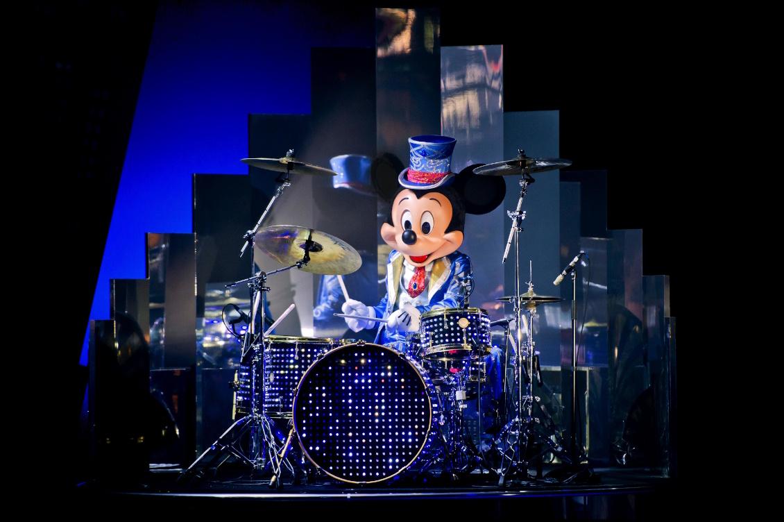 Disneyland Paris - Märchenhafte Weihnachtszeit 2019 - Mickey's Christmas Big Band
