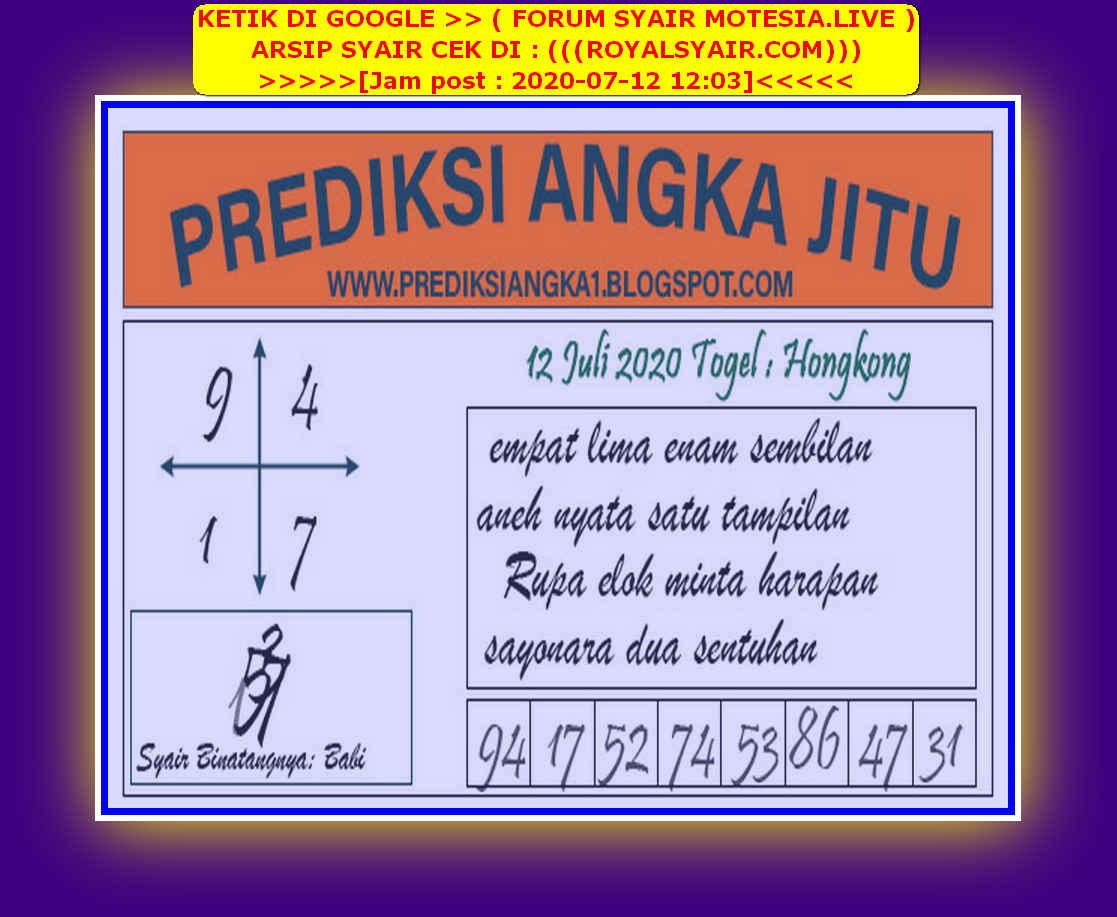 PREDIKSI ATIRAL