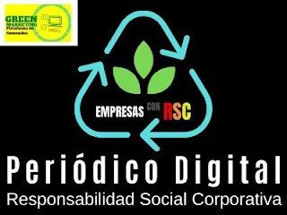RSC Periódico de la plataforma de contenidos de ECO SEO Green Marketing