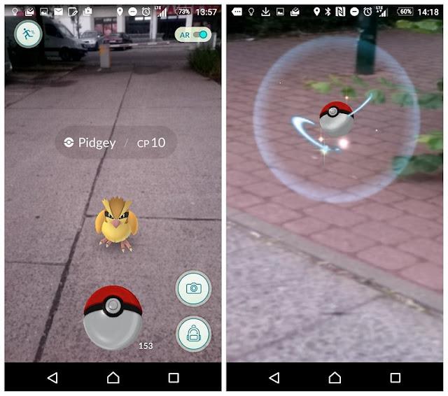A Curveball is the high art of the Pokémon catch ..