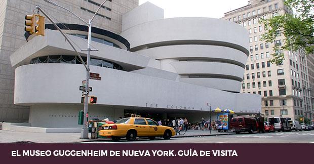 Museo de arte Guggenheim Nueva York