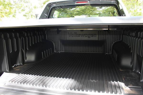VW Amarok V6 - Caçamba