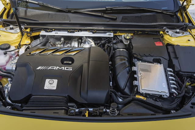 Mercedes-AMG A45S 2020 - Brasil