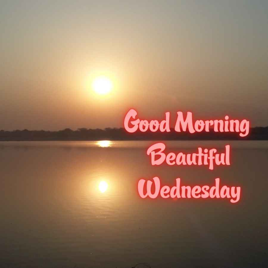 good morning wishes for wednesday