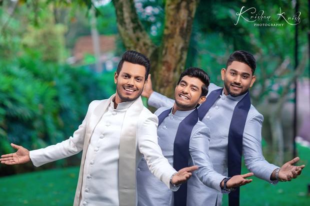 TV Derana Dream Star Udesh Indula Wedding Moments 12