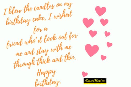 Birthday funny wishes images quote for your best friend.