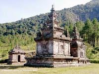 Sejarah Candi Gedong Songo Semarang - Candi Gedong III