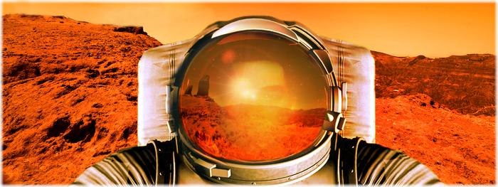 o Sol visto de outros planetas do Sistema Solar