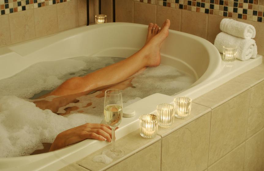 Nude in tub Nude Photos 98