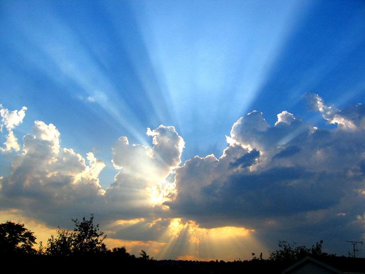 gün ışığı manzara resimleri
