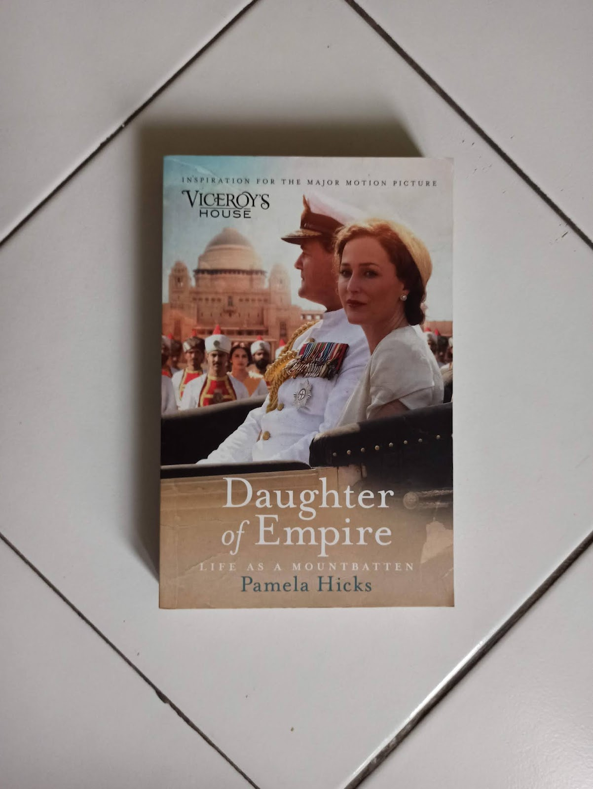 Daughter of Empire by Pamela HIcks