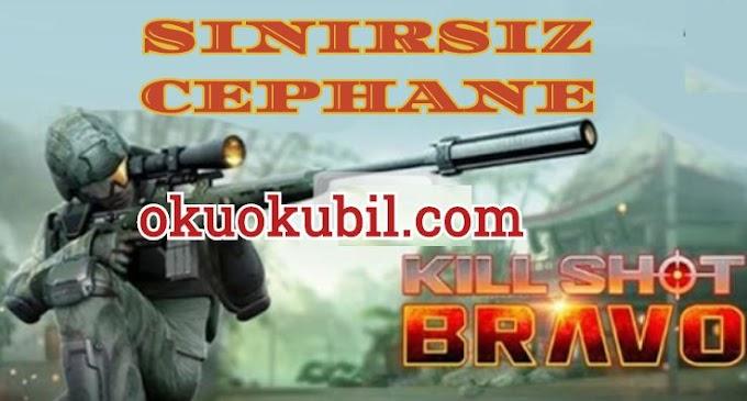 Kill Shot Bravo v8.0 Sınırsız Cephane Hileli Mod Apk İndir 2020