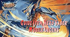 Guide Si Penebas Tiada Ampun: Saber Mobile Legends