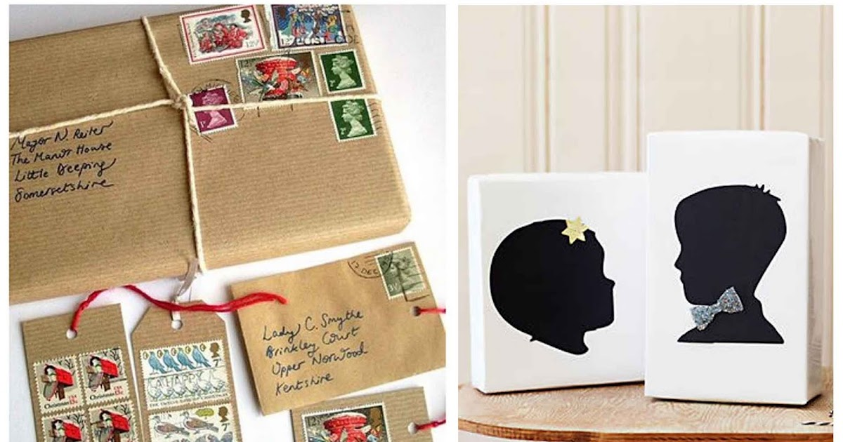 Creative Wedding Gift Wrapping Ideas: Simply Fun Stuff: Creative Wedding Gift Wrap Ideas
