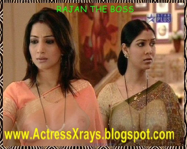 You were Raj tv serial actress nude fake many