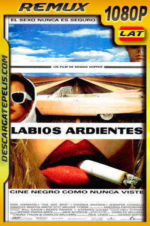 Labios ardientes (1990) 1080p BDRemux Latino – Ingles