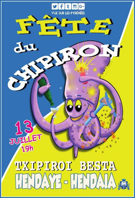 la Fête du Chipiron Hendaye 2018