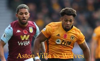 Aston Villa vs Wolves