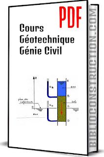 cours géotechnique,  civil pdf,  géotechnique pdf,  étude géotechnique,  géotechnique et mécanique,